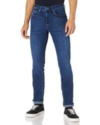 Springfield Jeans SKKINNY Lavado Pantalones - Azul