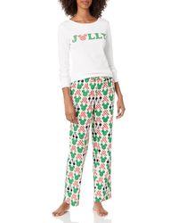 Amazon Essentials Disney Star Wars Marvel Flannel Pajamas Sleep Sets Pajama - Multicolore