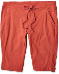 Columbia Anytime Outdoor Long Short - Red