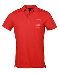 BOSS - Boss Orange World Cup Soccer Country Polo Shirt - Lyst
