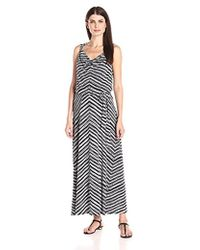 CALVIN KLEIN 205W39NYC - Maxi Dress With Hardware - Lyst