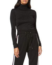 Guess Ls TN Gabriella Sweater Pull - Noir