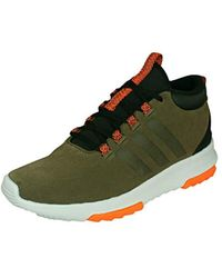 adidas Cf Racer Mid Wtr Men's Shoes (high-top Trainers) In ...