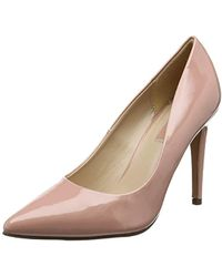 648795d8f13 Dorothy Perkins Wide Fit Exclusive Blush  esta  Court Shoes in Pink ...