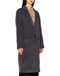 Esprit Collection 099eo1g009 Coat - Grey