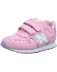 New Balance 500, Zapatillas Niñas, Pink Lemonade, 37.5 - Rosa