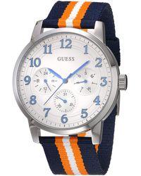 Guess Reloj de Pulsera W0975G2 - Metálico