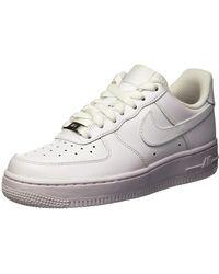 Nike Chaussure Air Force 1 07 Femme - Blanc