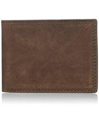 Buxton - Thinfold Bifold Wallet - Lyst