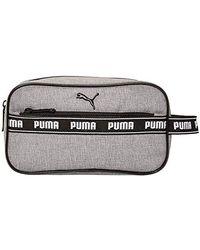 PUMA Evercat Gram Dopp Kit Medium Grey One Size