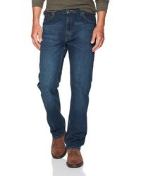 Wrangler Authentics Classic 5-pocket Regular Fit Jean - Blue