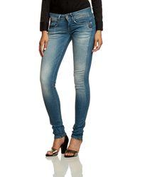G-Star RAW Midge Cody Skinny Jeans - Blue
