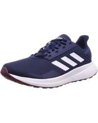 adidas Chaussure Duramo 9 - Bleu