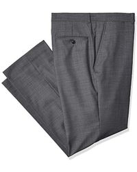Tommy Hilfiger Modern Fit Suit Separate With Stretch - Grey
