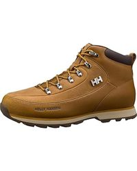 Helly Hansen The Forester Leather Winter Boots - Brown