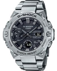 G-Shock Analogico-Digitale GST-B400D-1AER - Metallizzato