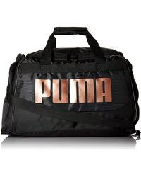 PUMA Evercat Dispatch Duffel Sports Bags - Black