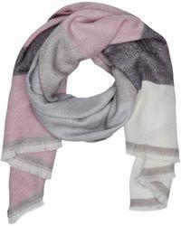Dorothy Perkins Pastel Striped Scarf Schal - Mehrfarbig
