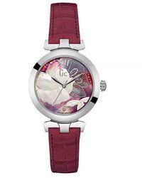 Guess Orologio da Donna Gc Lady Belle Y22005L3 - Multicolore