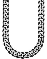 S.oliver Halskette für - Schwarz