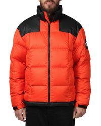 "The North Face Piumino ""Lhotse"" - Arancione"