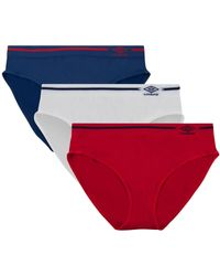 Umbro Red/navy Assorted - Multicolour