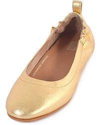 638fe13c8d30 Fitflop - Allegro Closed Toe Ballet Flats - Lyst