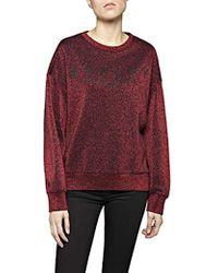 Replay Sweatshirt - Red