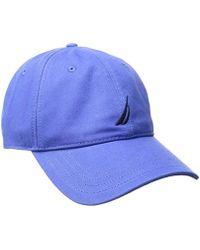 Nautica - J-class Hat - Lyst