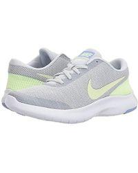 6cd577186d63 Lyst - Nike Women s Flex Experience Rn 4 Running Shoe in Gray