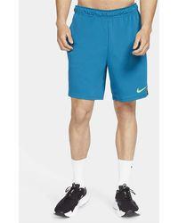 Nike M NK Dry Short 5,0 Pantaloncini - Verde