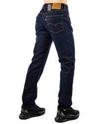 Levi's 514 Straight Jeans - Bleu