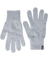 Levi's Lurex Nt Gloves - Blue