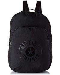 Kipling Seoul Packable Handbag - Schwarz