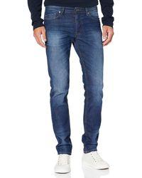 Benetton Basico 2 Skinny Jeans - Blue