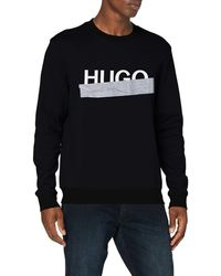 HUGO Dicago_u204 Sweatshirt - Grey