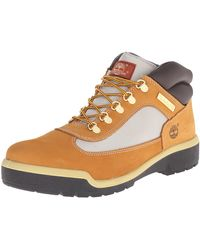 Timberland - Hombres Stiefel Lila Groesse 7 US /40 EU - Lyst