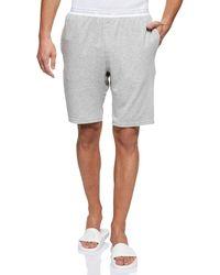 Calvin Klein Sleep Short Pantalones de Pijama - Gris