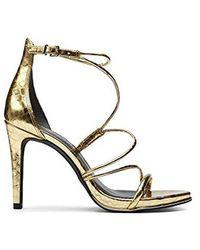 Kenneth Cole - Bryanna Strappy Dress Sandal - Lyst