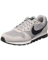 Men's Black Md Runner 2 Se Fitness Shoes