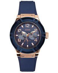 Guess Armbanduhr W0571L1 - Blau
