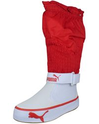 PUMA Alee Gore Tex S Performance Sailing Boots-red-5