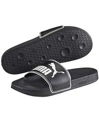 9e12d3848b3e PUMA - Unisex Adults  Leadcat Beach   Pool Shoes - Lyst