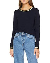 Scotch & Soda 's Basic Pull With Special Ribs Jumper - Blue