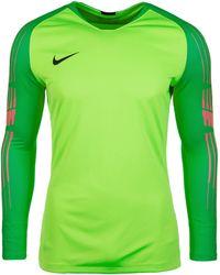 Nike Gardien II Torwarttrikot hellgrün/grün