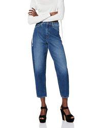 Pepe Jeans Casey DL Vaqueros Corte de Bota - Azul