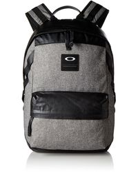 Oakley Holbrook 20l Lx Backpack Grigio Scuro - Black