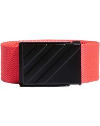 adidas Webbing Belt - Black