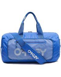Oakley Duffle Bags - Blue