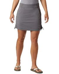 Columbia Plus-size Anytime Casual Skort - Grey